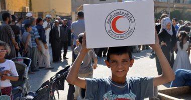 الأمم المتحدة ترسل قافلة مساعدات لـ40 ألف شخص فى الغوطة الشرقية