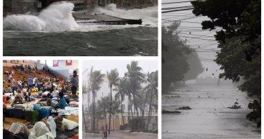 """الإعصار """"إرما"""" يقسو على فلوريدا"""