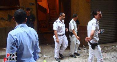ضبط أسلحة نارية ومخدرات بحوزة خارجين عن القانون فى حملة بالقليوبية