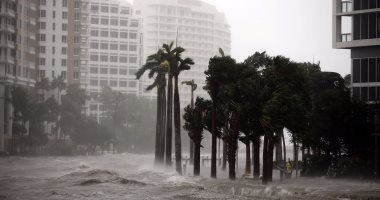 """الإعصار """"هوزيه"""" يشتد جنوبى برمودا مصحوبا برياح تصل سرعتها إلى 130 كيلو"""
