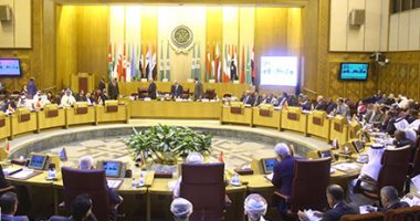 احتفالية بالجامعة العربية بمناسبة اليوم العالمى للتضامن مع الشعب الفلسطينى