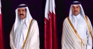 بعد سحب تميم جنسيته..شيخ آل مرة يحذر قطر من الارتماء فى أحضان إيران
