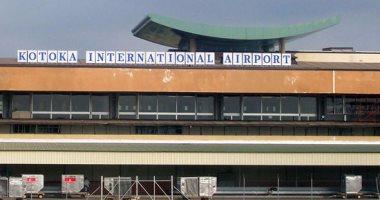 غانا تستهدف 5 ملايين مسافر بعد مشروع المبنى الجديد لمطار كوتوكا الدولى