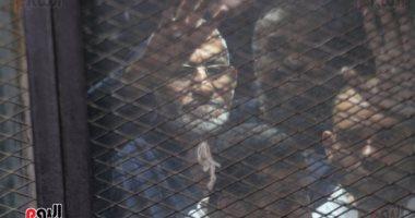 """بعد ساعات.. محاكمة بديع و738 متهمًا فى """"فض اعتصام رابعة"""""""