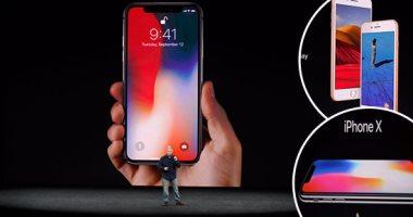 إيه الفرق.. أبرز الاختلافات بين هواتف أيفون X  و Note 8 و LG V30