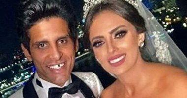بالفيديو.. شاهد مفاجأة أخوات حمدى الميرغنى وزوجته فى حفل زفافهما