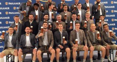 """صورة كل موسم .. ريبيرى يرفض """"البيرة"""" مع بايرن ميونخ"""