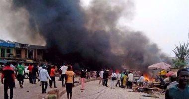 فتاة من بوكو حرام عمرها 12 عاما تفجر نفسها فى مسجد بالكاميرون وتقتل 5 مصلين