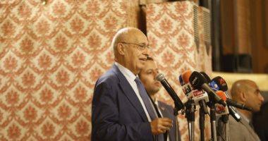 نبيل شعث: الأغنية الأشهر فى فلسطين بحب عمرو موسى وبكره إسرائيل