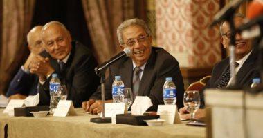 عمرو موسى: معلومات الكتاب موثقة ومصر بدأت مشكلاتها منذ آخر أيام الملك فاروق