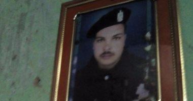 """بالصور اليوم السابع فى منزل شهيد قرية """"مشتهر"""" بمحافظة القليوبية"""