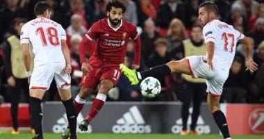 صحف العالم تشيد بتألق محمد صلاح فى مباراة ليفربول وإشبيلية