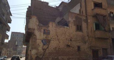 بالصور.. كارثة عمارات الموت تهدد أسيوط.. 77 ألف و932 مخالفة بناء