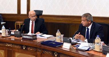 رئيس الوزراء يشهد توقيع اتفاقية تنفيذ توسعات محطة صرف صحي أبو رواش