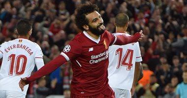ليفربول يدعو جماهيره لمساندة محمد صلاح ضد رونالدو وميسى للفوز بجائزة الأفضل