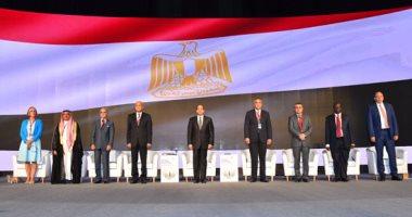 الرئيس السيسى: ننطلق وفق رؤية مصرية وطنية خالصة شخصنا فيها أوضاعنا بصدق