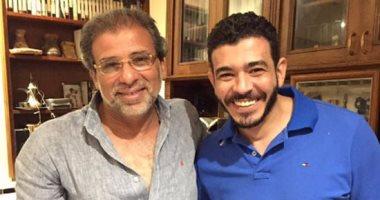 """خالد يوسف يضم الممثل الشاب حسن حرب لفيلمه الجديد """"كارما"""""""