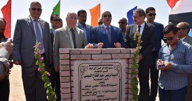 """حلمى النمنم: وضح حجر أساس """"ثقافة"""" القنطرة شرق رسالة مهمة بأمن سيناء"""