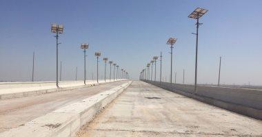 """بالصور.. """"النيل لإنشاء الطرق"""" تنهى تنفيذ محور الدخيلة بالإسكندرية نهاية 2017"""
