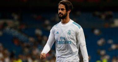 زيدان يكشف حقيقة رغبته فى رحيل إيسكو عن ريال مدريد