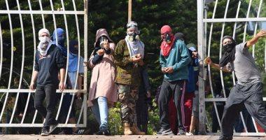 أعمال عنف فى هندوراس احتجاجا على اعتقال 12 طالبا