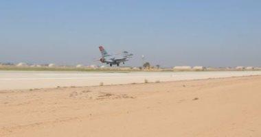 """القوات الجوية المصرية والسعودية تنفذان التدريب المشترك """"فيصل 11"""""""