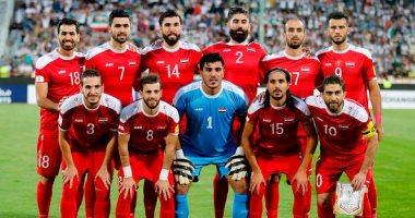 منتخب سوريا يحقق أفضل ترتيب فى تاريخه بتصنيف الفيفا