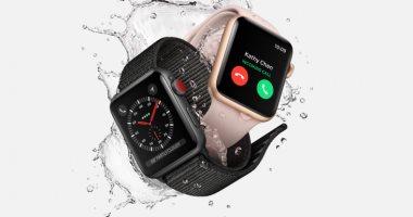 بطارية ساعة أبل الجديدة Apple Watch 3 تعمل لساعة واحدة فقط -