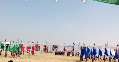 انطلاق فعاليات مهرجان الخيول العربية الـ22 بالشرقية