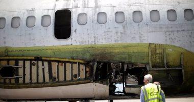 بالصور .. المانيا تستعيد طائرة منسية فى البرازيل فى الذكرى الـ40 لخطفها