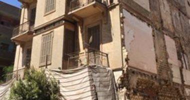 التفتيش الفنى: انهيار عقار الإسكندرية سببه الترميم الخاطئ لسقف إحدى الشقق