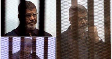 """تأجيل إعادة محاكمة مرسى بـ""""اقتحام الحدود الشرقية"""" لـ19 فبراير"""