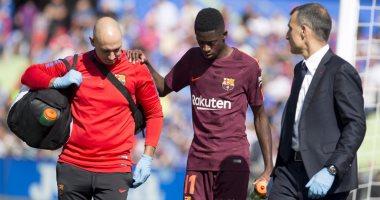 3 خيارات أمام فالفيردى لتعويض غياب ديمبلى عن برشلونة  -