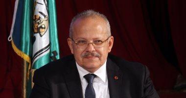 الخشت: جامعة القاهرة تستهدف التحول من التعليم المفتوح إلى المدمج