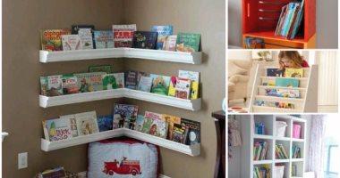 طرق بسيطة هتساعدك ترتبى كتب أطفالك قبل زحمة المدارس
