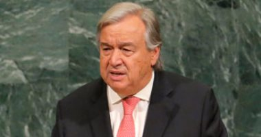الأمين العام للأمم المتحدة يدعو إلى تجنب تصعيد أعمال العنف فى ايران