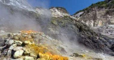 علماء يحذرون: بركان كامبى فليجرى بإيطاليا يزداد خطورة وتخوفات من انفجاره