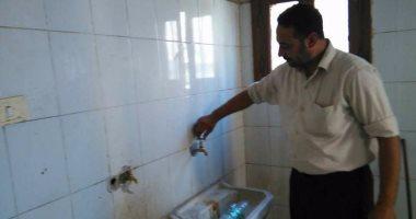 """""""مياه القاهرة"""" حول انقطاع الخدمة بزهراء مدينة نصر: تم الانتهاء من تصليح العطل"""