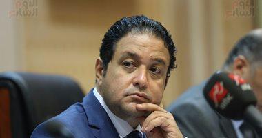 النائب علاء عابد: آراء معصوم مرزوق فى قضاة مصر جريمة