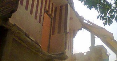 بالصور .. تسكين 58 أسرة من أهالى منشأة ناصر بحى الأسمرات