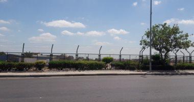 أرض مطار النزهة