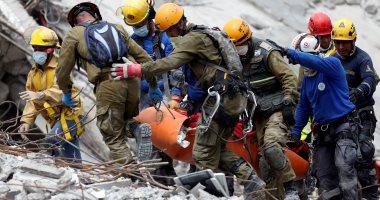 زلزالان جديدان بقوة 6.2 درجة يضربان المكسيك