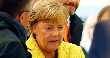 الحزب الاشتراكى الديمقراطى يوافق على التباحث مع ميركل لتشكيل ائتلاف حكومى