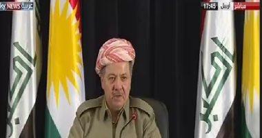 برلمان إقليم كردستان يوافق على عدم تمديد الولاية الرئاسية لمسعود برزانى