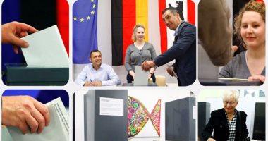 لحظة بلحظة.. الألمان يدلون بأصواتهم فى الانتخابات التشريعية