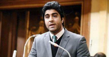 النائب مصطفى الطلخاوى يقدم اقتراحا برغبة لإنشاء قسم جوازت سفر بالدخيله