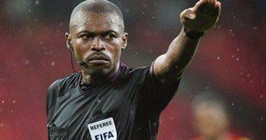 الجابونى إريك أوتوجو يدير مباراة الزمالك والرجاء فى نصف نهائى أبطال أفريقيا