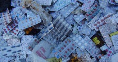 مداهمة مصنعين بدون ترخيص و4 صيدليات تتاجر في الأدوية المهربة بالقليوبية -