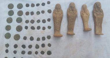 مدير إدارة الآثار المستردة: مصر تستعيد 91 قطعة فرعونية من إسرائيل قريبا