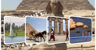 منظم الرحلات الألمانى FTI يدرج مصر بقائمة الوجهات السياحية الأكثر شعبية